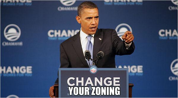 Obama Zoning